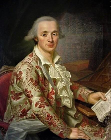 ALEXANDRE Louis, Titre,Portrait de l'avocat F.L.H. Néel,ost,4e quart 18e siècle,Roanne ,musée des beaux-arts et d'archéologie Joseph Déchelette