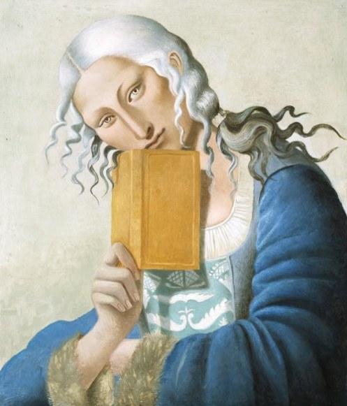 Gabrielle Bakker, A leitora, 2007.the-reader-2007-gabrielle-bakker