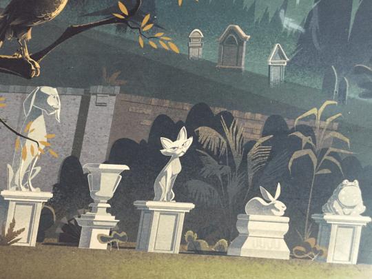 james gilleard, cemitério de pets