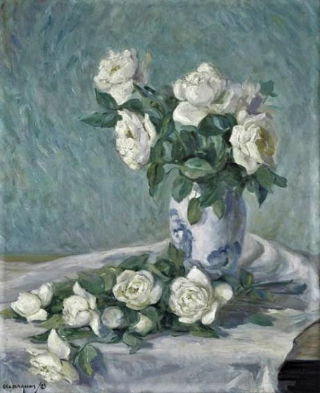Marques Júnior,Composição com rosas OST,65 x 54 1954 ACIE