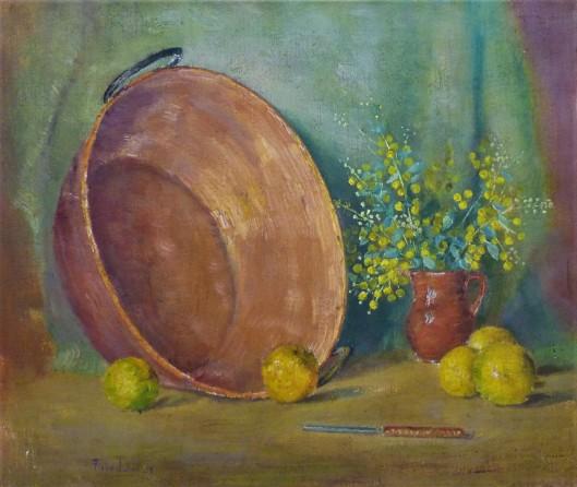 Waldemar Curt Freysleben OST 54 x 65 cm