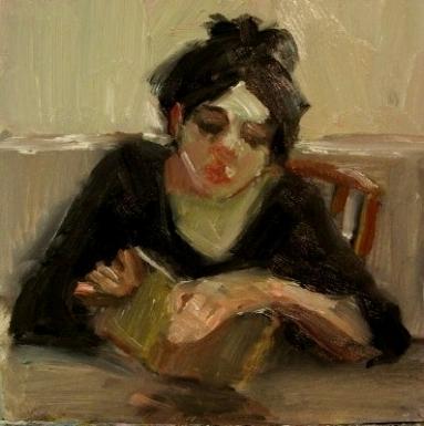 Connie Chadwell, Todas as deliciosas palavras, 2010m o, 15x15