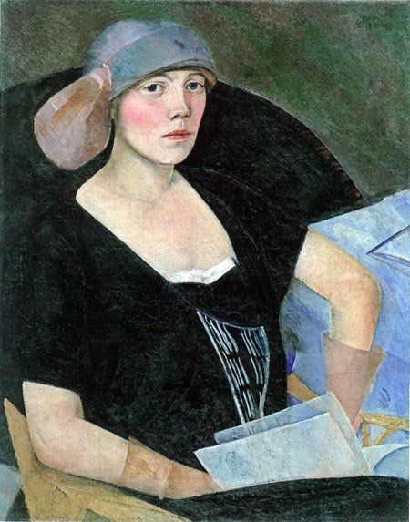 Boris Grigoriev (Russian, 1886-1939)