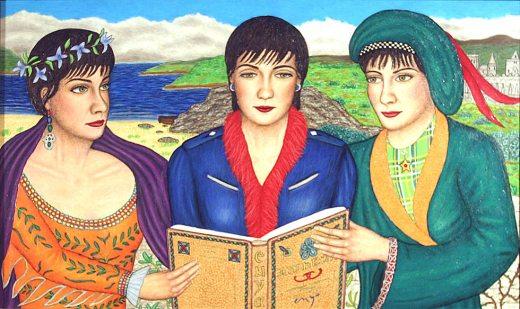 Anderson, Stephen TriuirEithne (Three Enyas), 1998