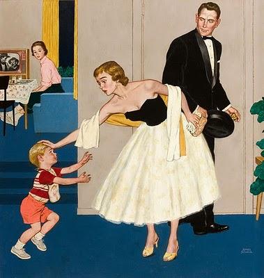 Mãos sujas, 1957, Saturday Evening Post