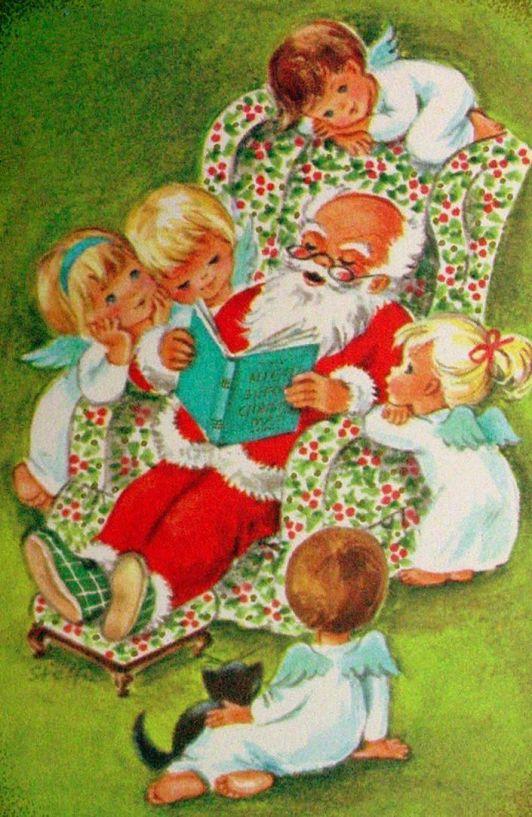 0c9e499d8fd783343a4874aa77694e25--vintage-christmas-cards-vintage-holiday
