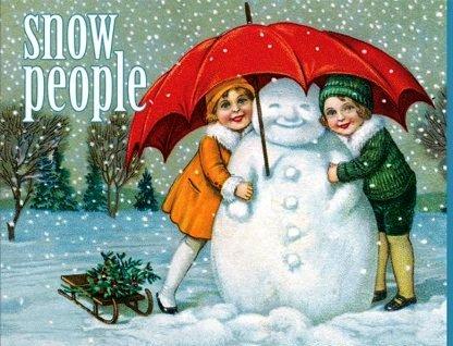 guarda chuva bola de neve