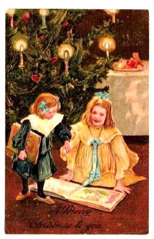 LIVROS,IIMAGEM DE LEITURA, NATAL 1214_christmas_postcard5