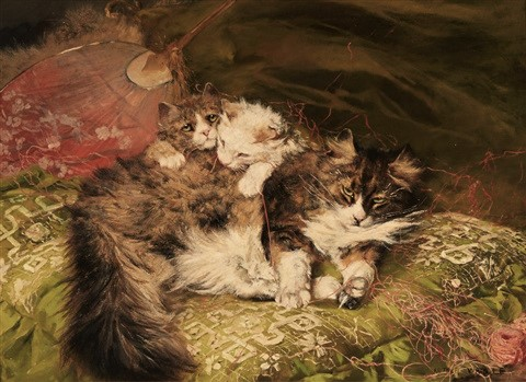 arthur-wardle-the-green-pillow