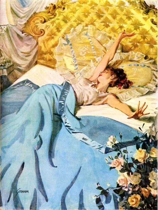acordar John_Gannam, junho 1948, St Narys blanklets