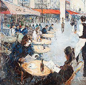Virgilio Dias (1956) Café de Paris - 2011 - O.S.T - 200 x 200
