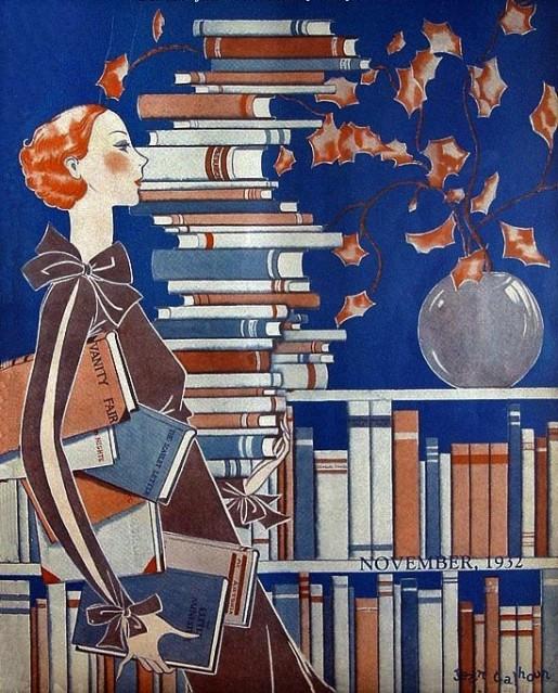 biblioteca, Jean Calhoun, AmericanGirl1932-11