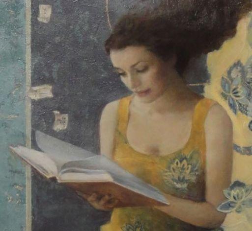Francois Fressinier (França, 1968) Leitura
