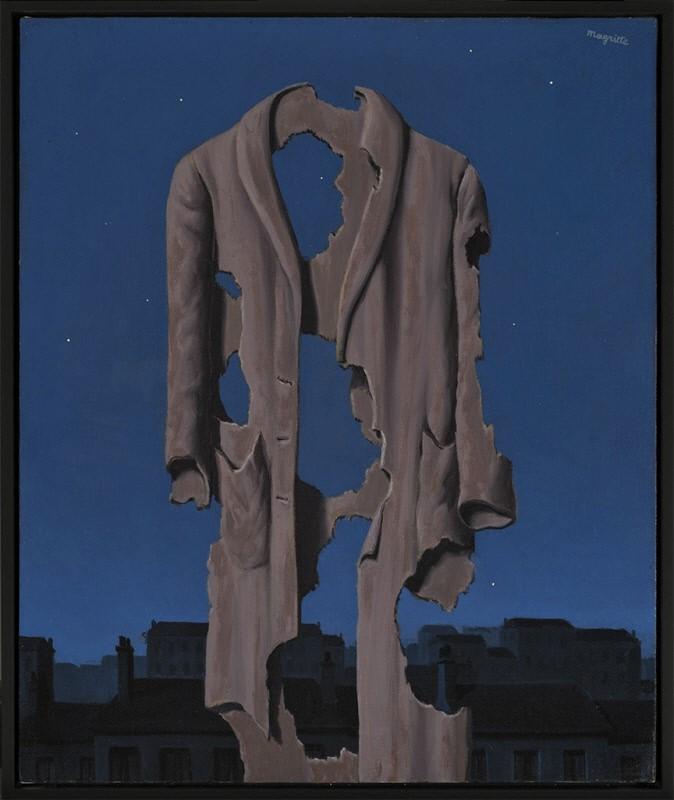 Magritte, o sobretudo de Pascal, OST, Menil