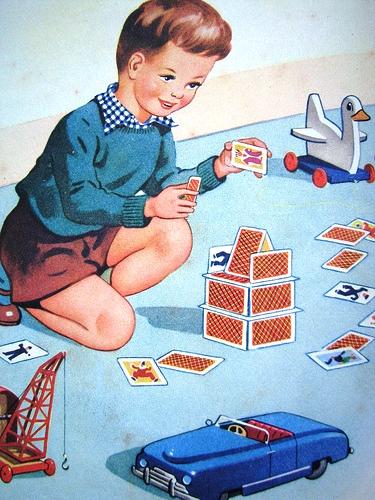 castelo de cartas, jb long