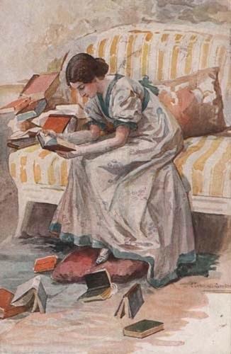 Elena Samokysh-Sudovskaya.Elena Petrovna Samokish-Sudkovskaya (1863-1924) Russie
