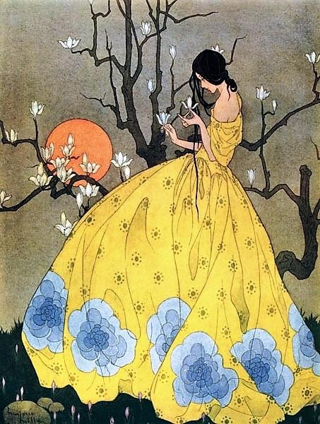 primavera, Marjorie Miller, Spring's Promise, 1920