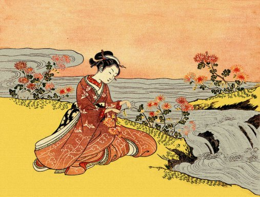 girl-by-river-vintage-japan-ukiyo-e-woodcut-just-eclectic