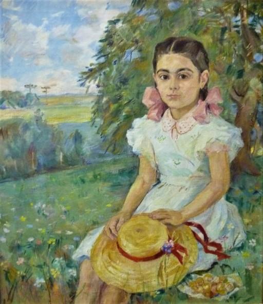 Theodoro de Bona OST 80 x 70 cm