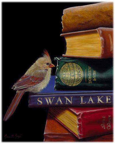 birdbook camille engel