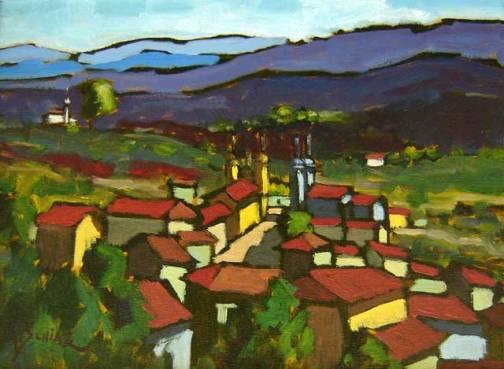 márcio schiaz (brasil,1965)mariana,2008,Óleo sobre tela,24 x 33 cm