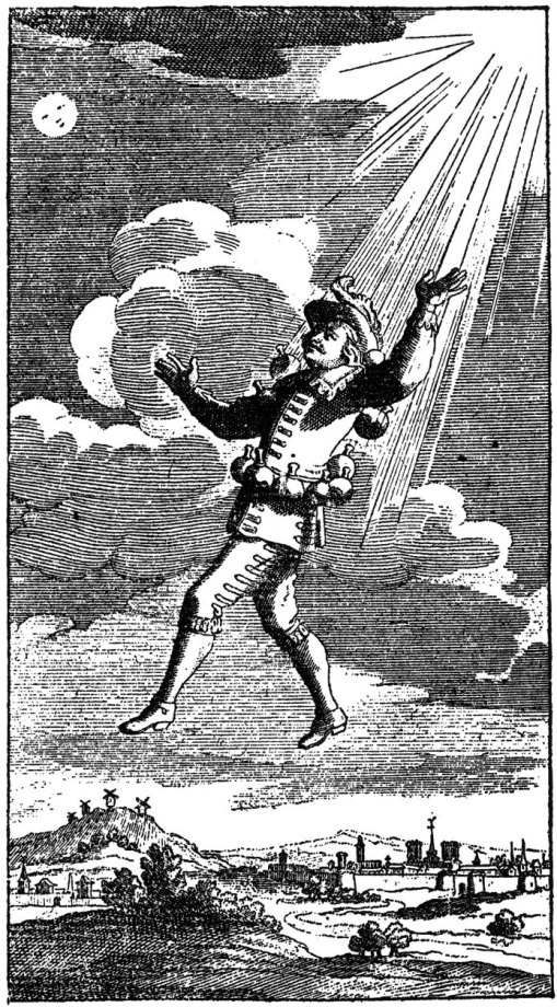 1657_ Cyrano de Bergerac´s L'Histoire comique contenant les états et empires du soleil_