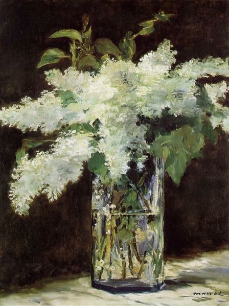 448px-Manet,_Edouard_-_Lilacs_In_A_Vase,_c.1882