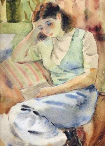 Malik Aksel (Turquia,1903 – 1987)