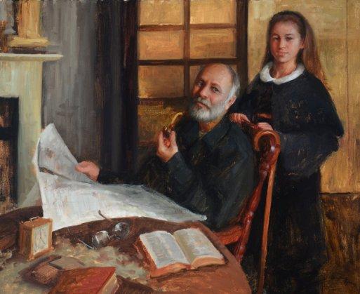 Degas+World_24x30_smMarci Oleszkiewicz-Taylor