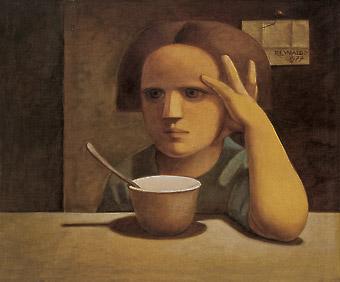 Reynaldo Fonseca, Menino, 1979, ost, 38x46