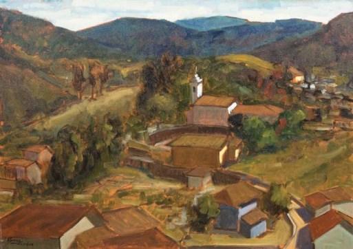 Márcio Schiaz,Igreja São José,50 x 70 cm – OST, 2008