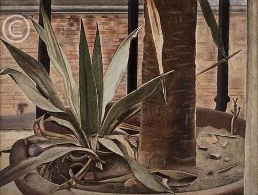 lucian-freud--balcony-still-life--1951-oil-on-copper-15cmx20cm