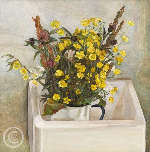 lucian-freud--buttercups--1968-oil-on-canvas-61cmx61cm