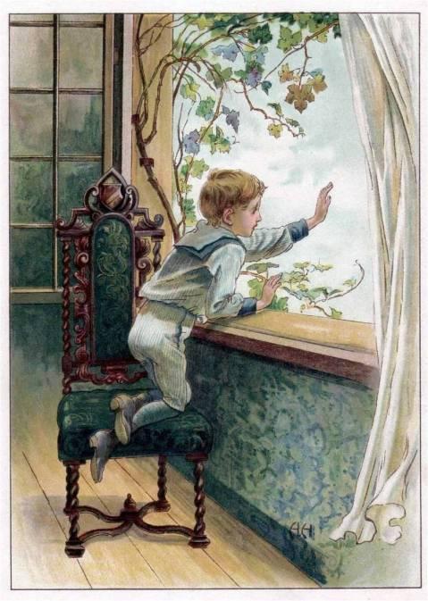adeus, da janela, Alice Havers
