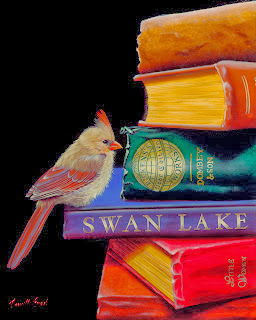 Camille Engel (EUA, contemp) sWAN lAKE