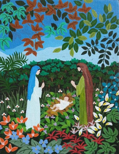 Lucia de Lima (Brasil, contemp) Natal