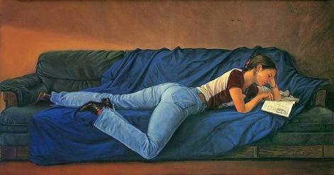 Ortiz, Dario (Colombia, 1968, CATALINA EN LA TARDE 1998