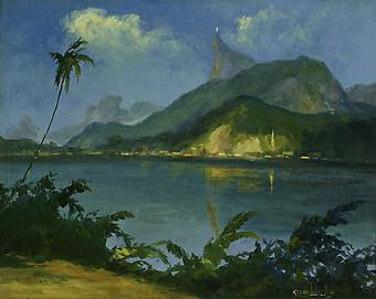 franciscococulilo(Rio de Janeiro, RJ, 1895 - 1945)enseadadebotafogo_c1930