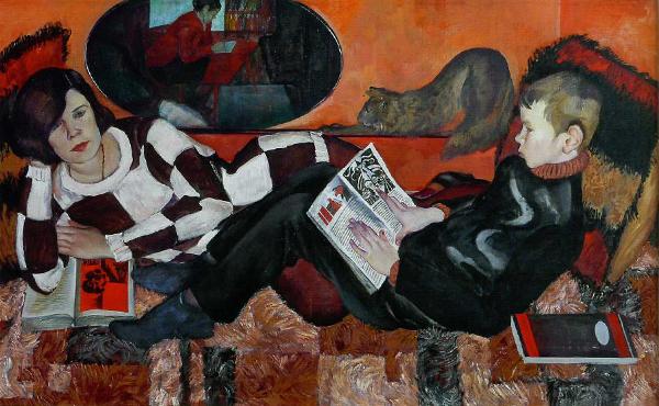 Inna Shirokova _ paintings