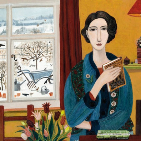 Dee Nickerson (GB, 1957) leitura