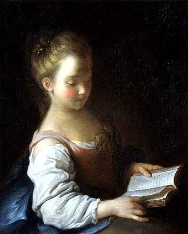 Alexis Grimou (1680-1740),Reader