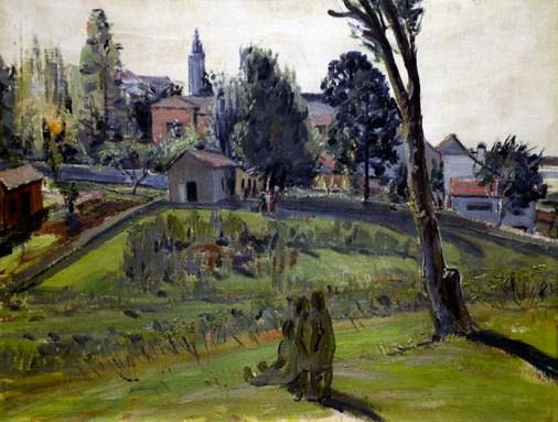 Guido Viaro – Água Verde, Curitiba, 1947