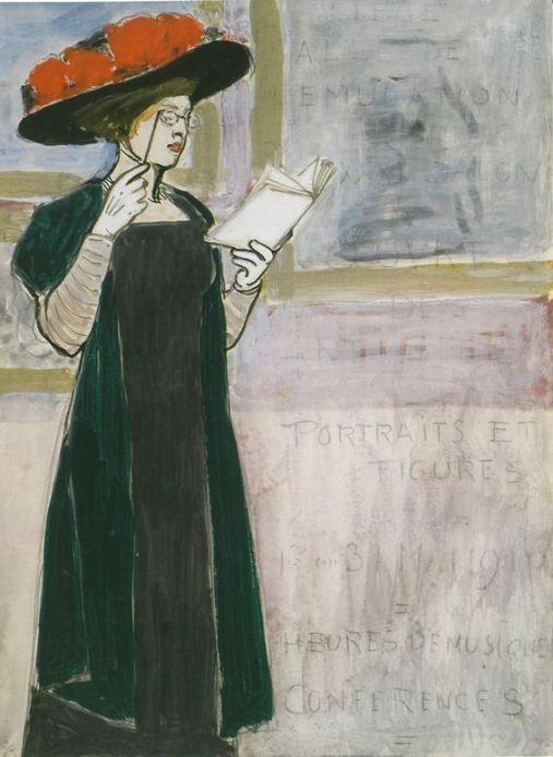 Armand Rassenfosse, 1910